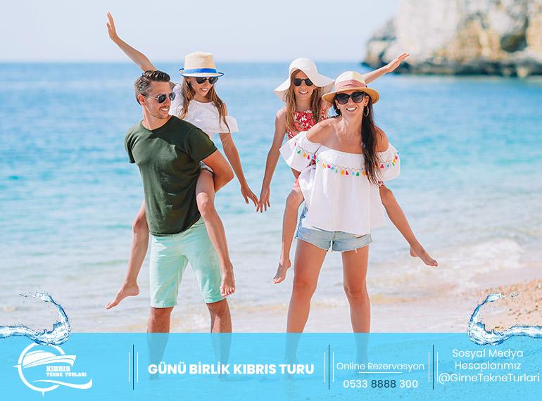 Günü Birlik Kıbrıs Turu