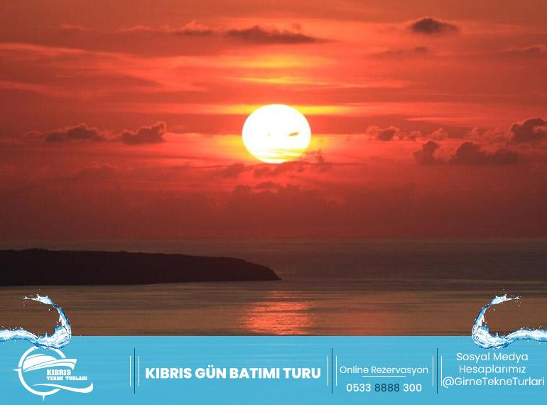 Kıbrıs Gün Batımı Turu