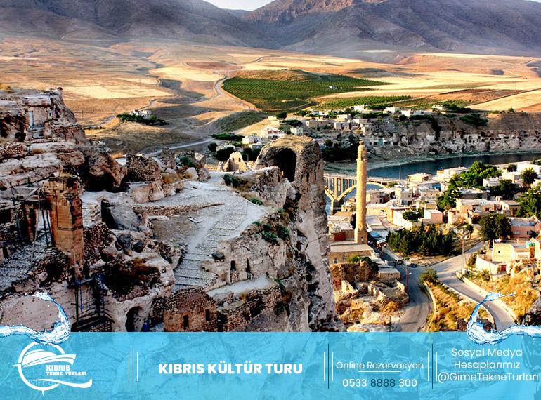 Kıbrıs Kültür Turu