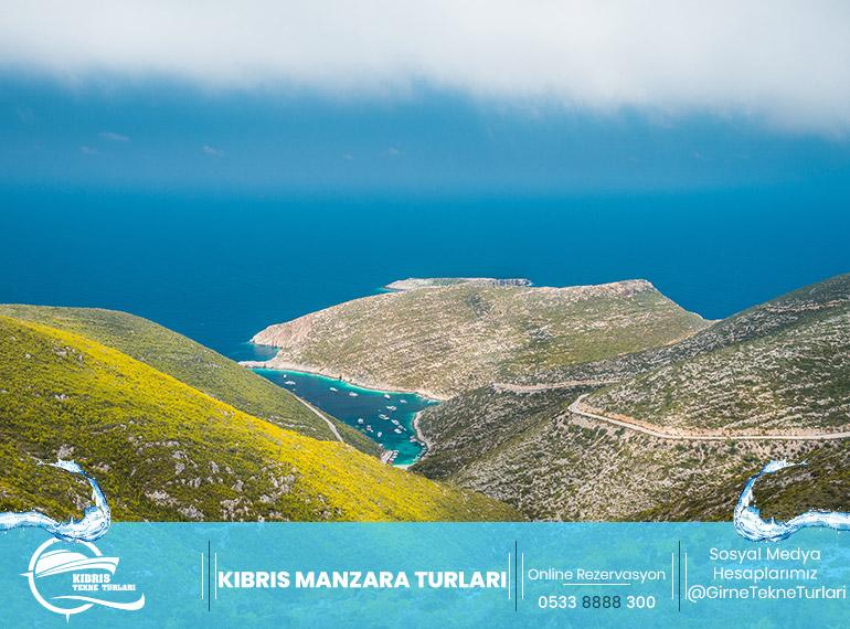 Kıbrıs Manzara Turları