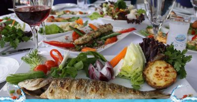 Kıbrıs Rakı Balık Turu