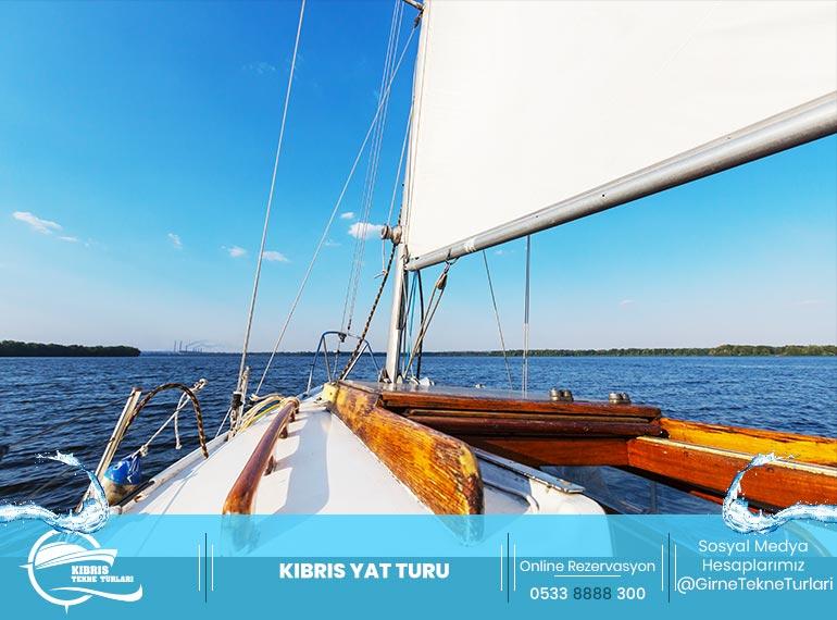 Kıbrıs Yat Turu