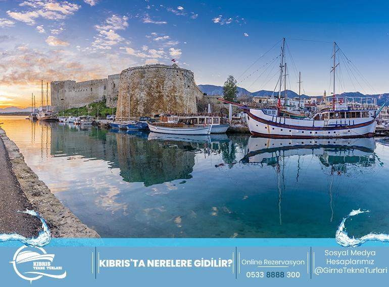 Kıbrıs'ta Nerelere Gidilir?